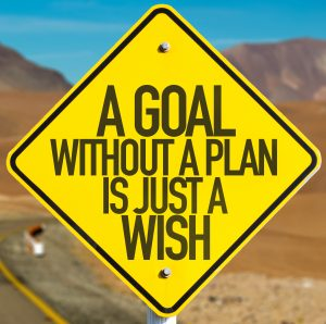 goals without a plan